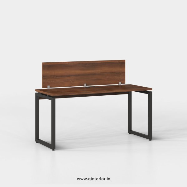Aaron Work Station in Teak Finish - OWS002 C3