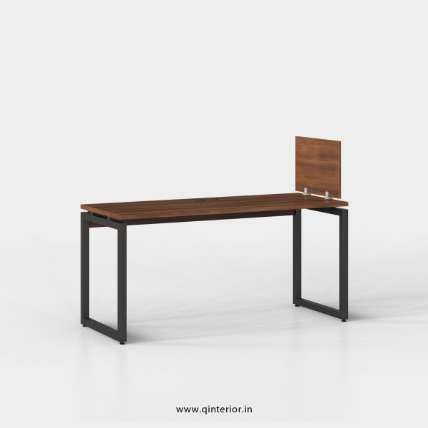 Aaron Work Station in Teak Finish - OWS005 C3