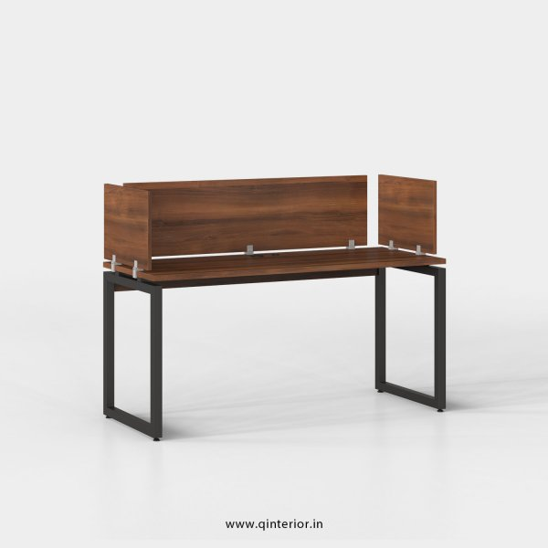Aaron Work Station in Teak Finish - OWS008 C3