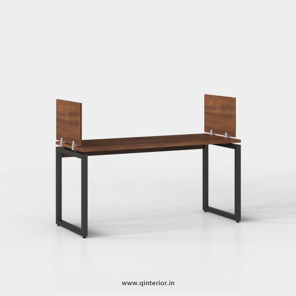 Aaron Work Station in Teak Finish - OWS003 C3
