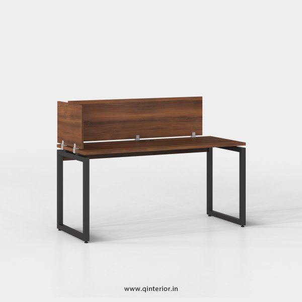 Aaron Work Station in Teak Finish - OWS006 C3