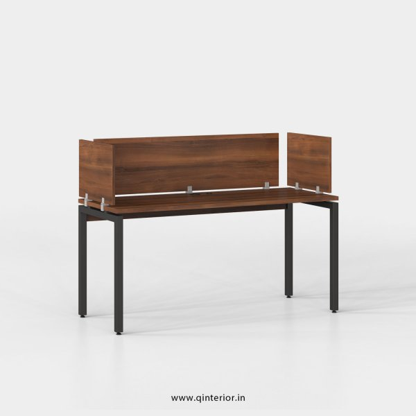 Montel Work Station in Teak Finish - OWS008 C3