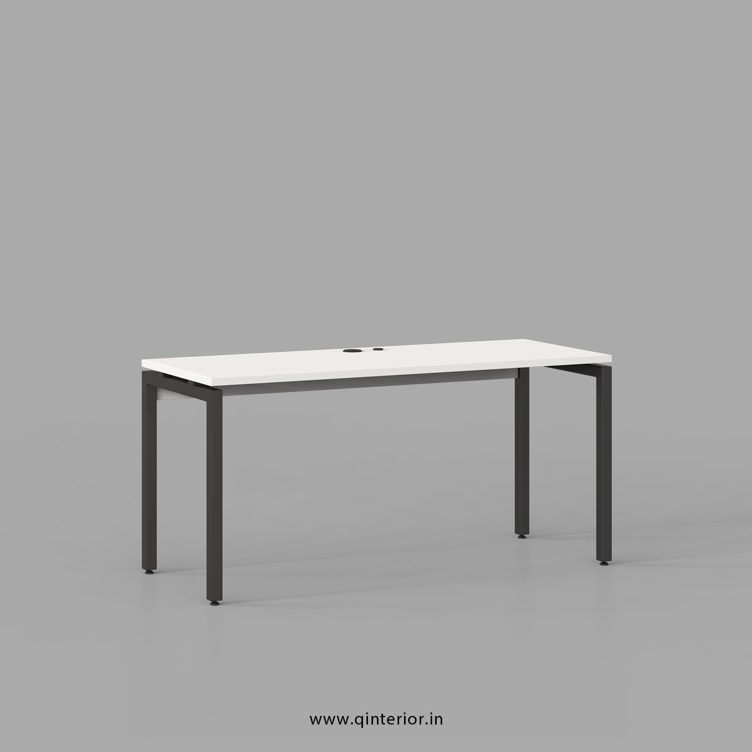 Montel Work Station in White Finish - OWS001 C4