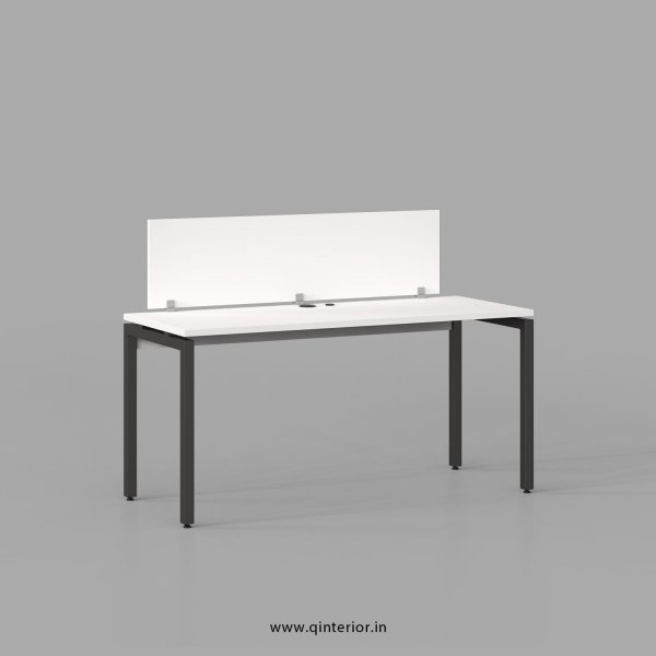 Montel Work Station in White Finish - OWS002 C4