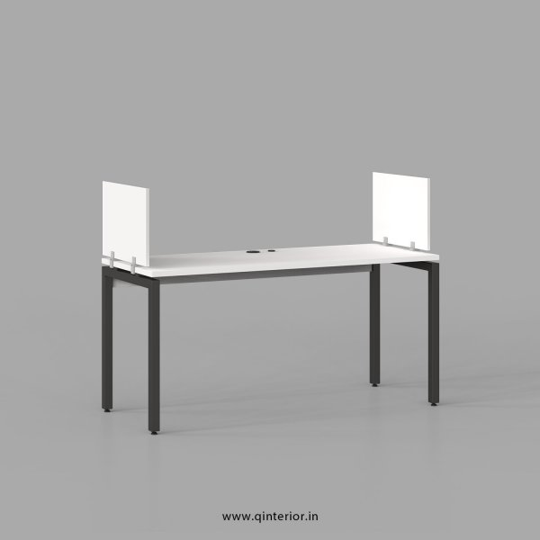 Montel Work Station in White Finish - OWS003 C4